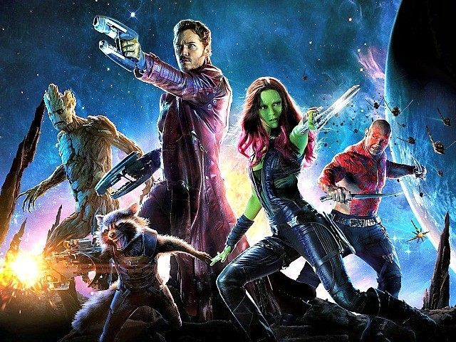 Guardians of the Galaxy Marvel Studios
