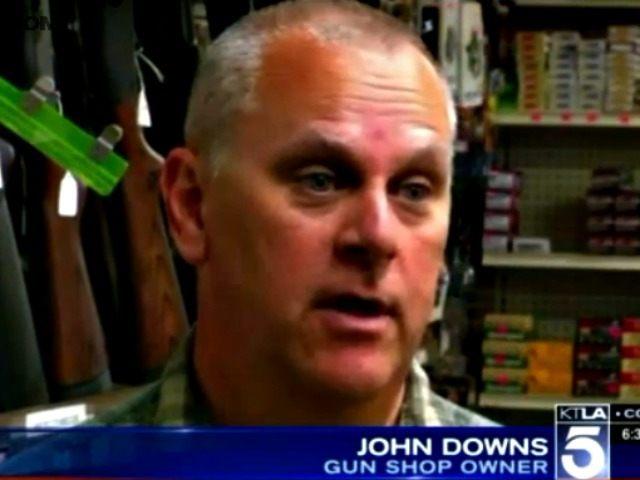 Gun Shop Owner WGN News