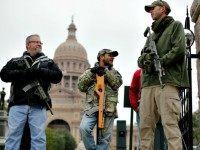 Guns at GOP Convention AP Eric Gay