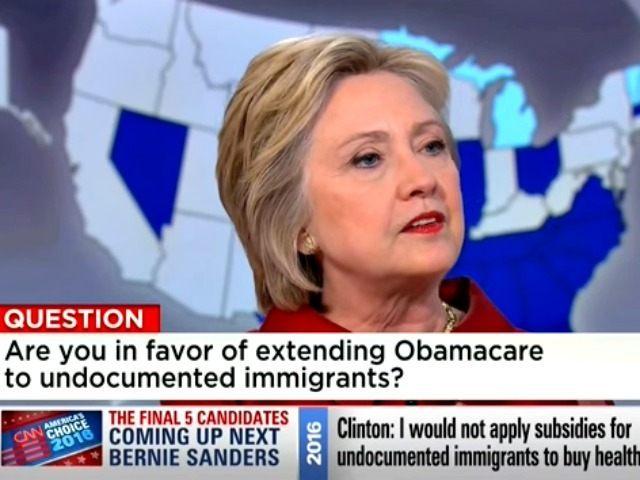 Hillary CNN