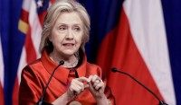Hillary Clinton Lil Bit AP