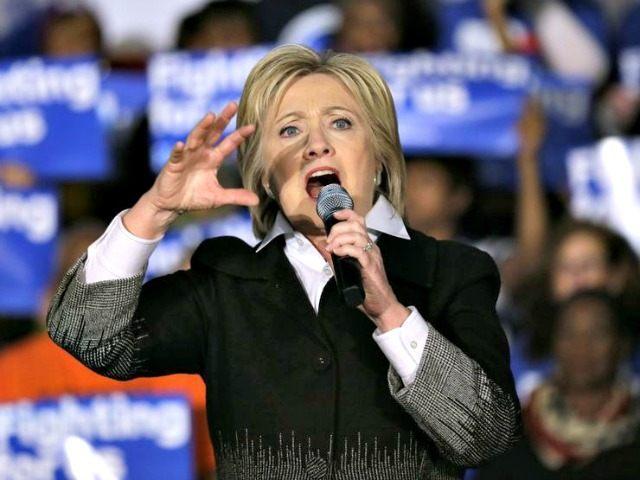 Hillary Clinton Mississippi Charlie Neibergall AP