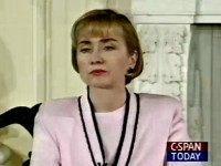 Hillary Clinton Whitewater C-SPAN
