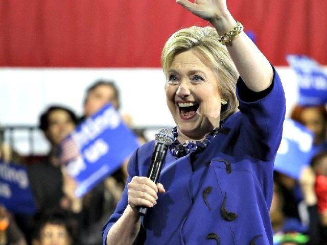 Hillary Wins Louisiana AP Julie Jacobson
