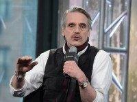 "NEW YORK, NY - FEBRUARY 01: Jeremy Irons attends AOL Build Speaker Series - Jeremy Irons, ""Race"" at AOL Studios In New York on February 1, 2016 in New York City. (Photo by Theo Wargo/Getty Images)"