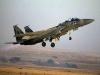 Reports: Israeli Warplanes Strike Hezbollah Targets in Syria