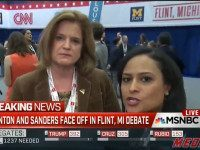 MSNBC Journalist Feeds Hillary Clinton Aide Question Ahead of Interview