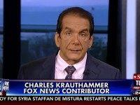 Krauthammer: 'There Isn't a Lot of Consistency' Between Trump's 'Campaign Rhetoric and the Appointments'