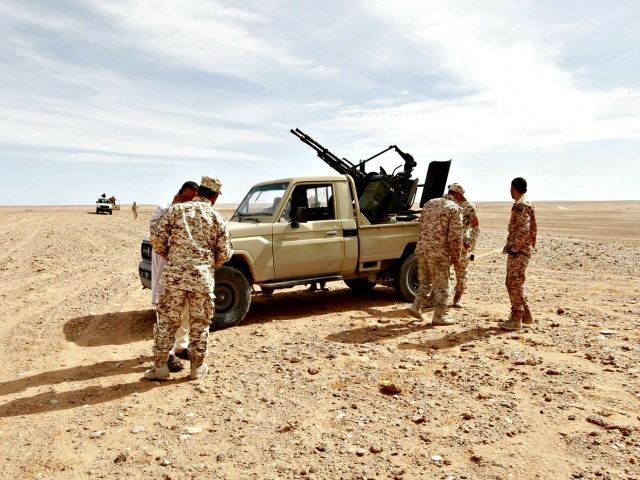 Libyan Soldiers Reuters