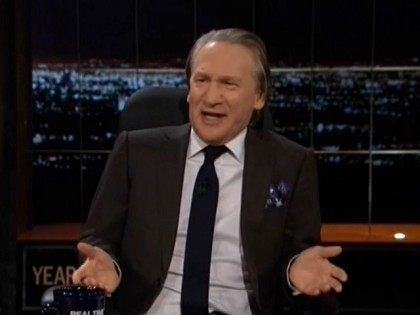 "Bill Maher on 3/11/16 ""Real Time"""