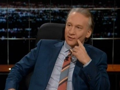 "Bill Maher on 3/25/16 ""Real Time"""