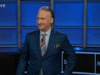 Maher: Trump 'Obviously Being Blackmailed by Putin'