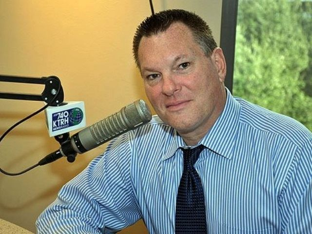 Conservative Texas Talk Show Host Matt Patrick