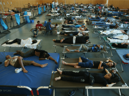 Asylum Centre Guards