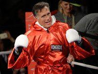Not the Rominee: Mitt Romney 2nd at Utah GOP Convention, Must Face Senate Primary
