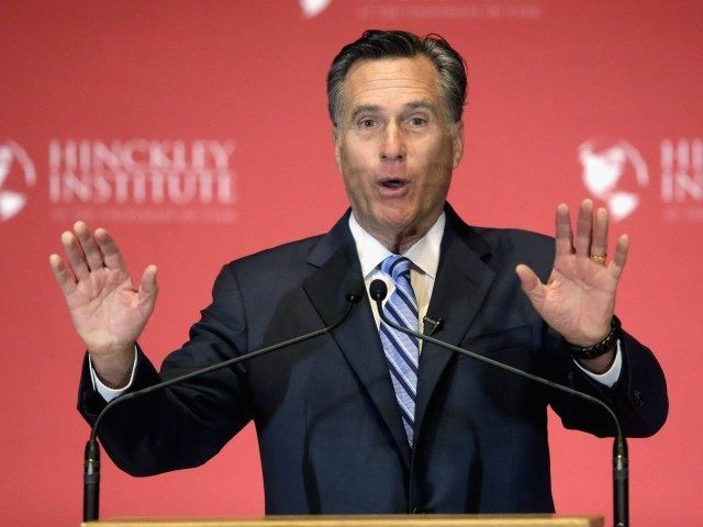 Mitt Romney whoa (Rick Bowmer / Associated Press)
