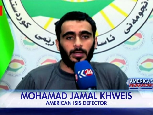American Islamic State Defector: 'I Was Not Thinking Straight'