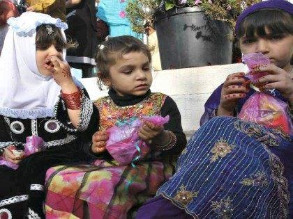 Muslim Children in New York APPavel Rahman