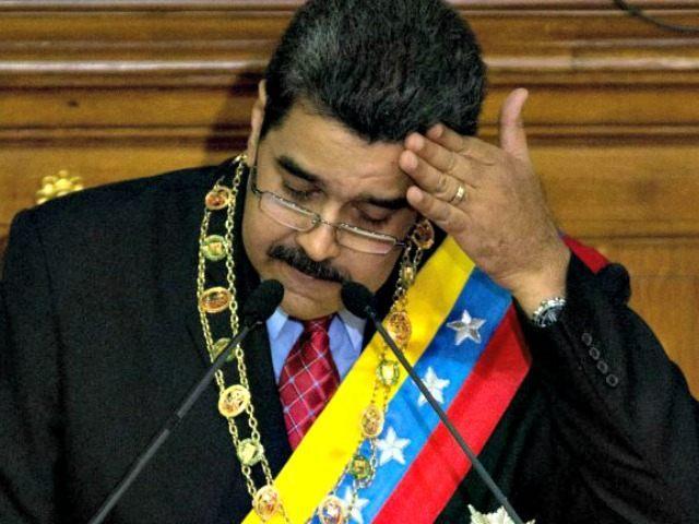 Nicholas Maduro AP
