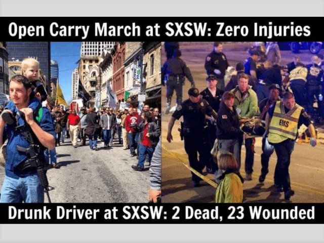 OCT Rally at SxSW
