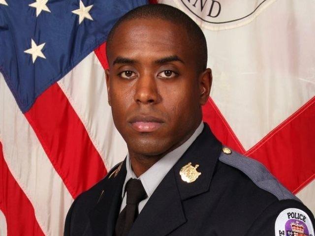 Officer Jacai Colson