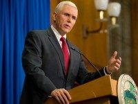 Listen: Pence Announces Endorsement of Cruz