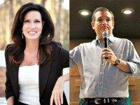 Penny Nance and Ted Cruz