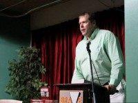 Robert Morrow book tour
