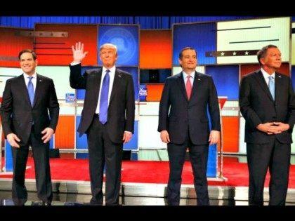 Rubio, Trump, Cruz, Kasich, AP