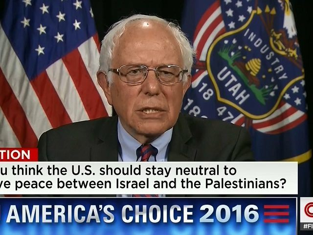 democrats in israel support sanders
