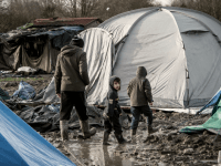 Calais 'Jungle'