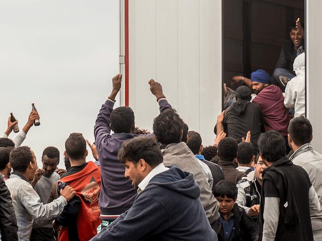 Illegally Migrant