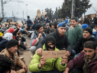 Migrants Greece Macedonia