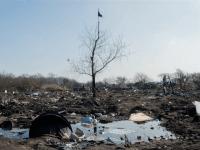 Calais 'Jungle' Migrant Camp