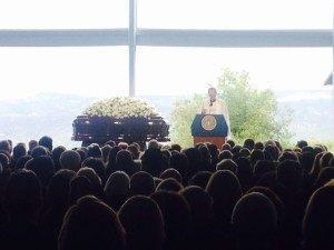 Nancy Reagan Funeral (Adelle Nazarian / Breitbart News)