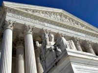 The U.S. Supreme Court is seen in Washington, Monday, March 7, 2011. (AP Photo/J. Scott Applewhite)