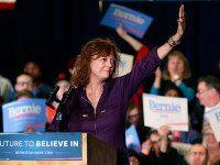 Susan Sarandon Rips 'Disgusting' DNC: Bernie 'Army' Will Continue