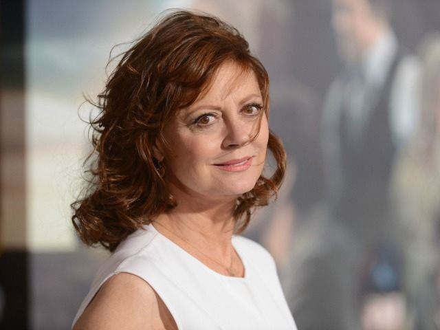 Susan Sarandon: Hillary Clinton Would Have Been a 'Very Dangerous' President