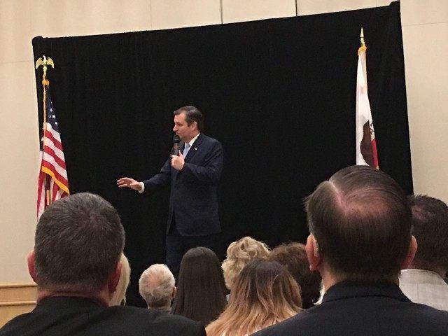 Ted Cruz Delegates (Jon Fleischman / Breitbart News)