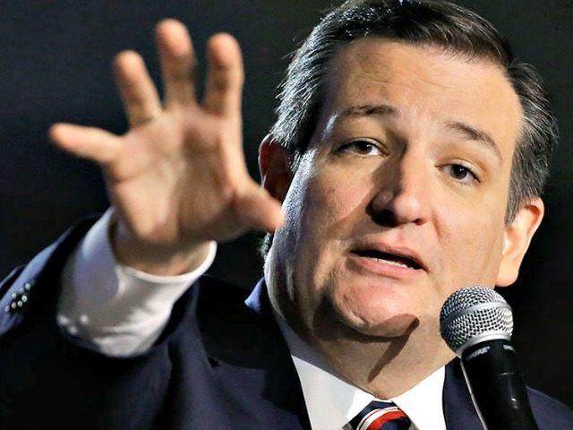 Ted Cruz Grabbing AP