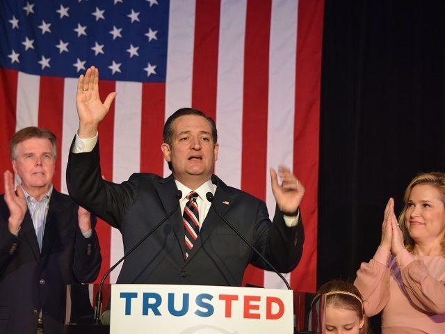 Ted Cruz at Houston Rally 3-15-16