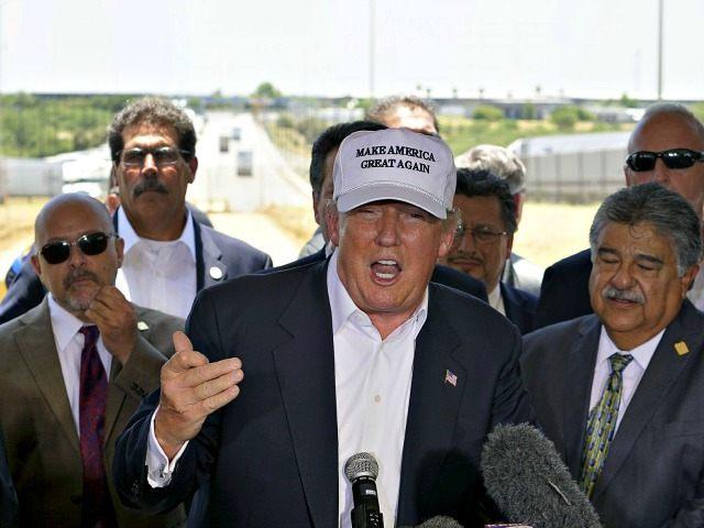 Trump Border Reuters