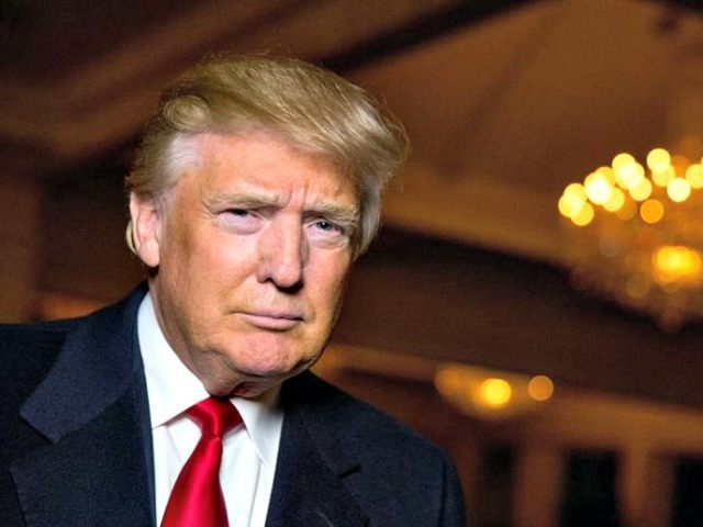Trump Portrait Andrew Harnick AP