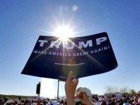Trump Rally Arizona AP