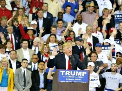 Trump Supporters Pledge BRYNN ANDERSON AP