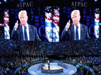Trump-at-AIPAC