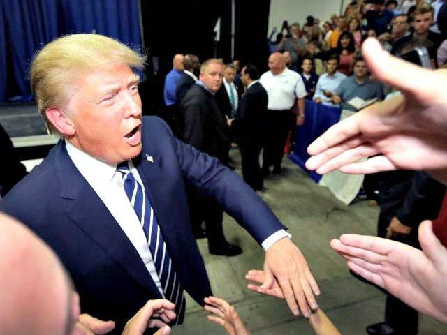 Trump fundraiser KY AP