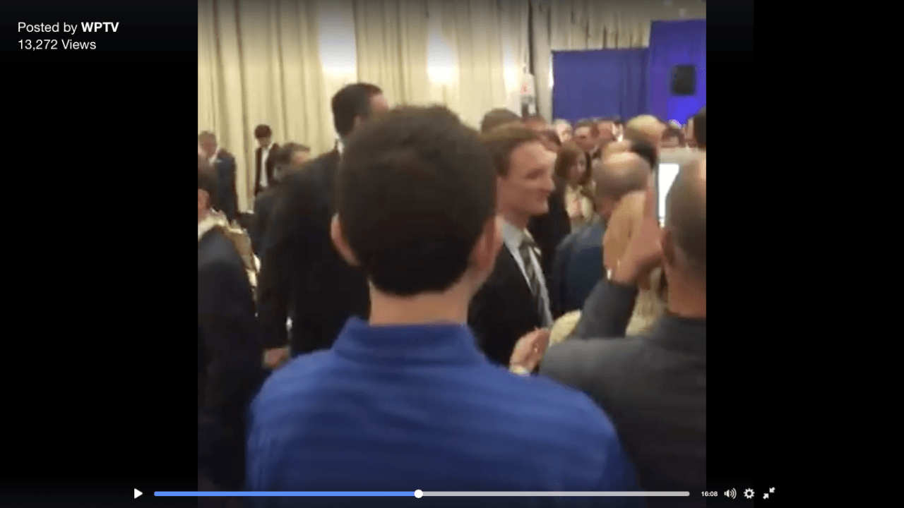 Trump presser, WPTV 16m08s
