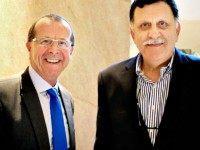 UN Special Envoy for Libya APMaggie Michael