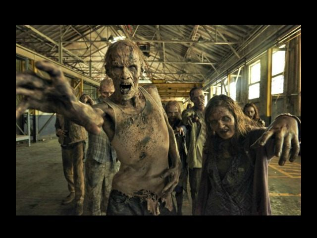 Walking Dead Zombies Fox Studios